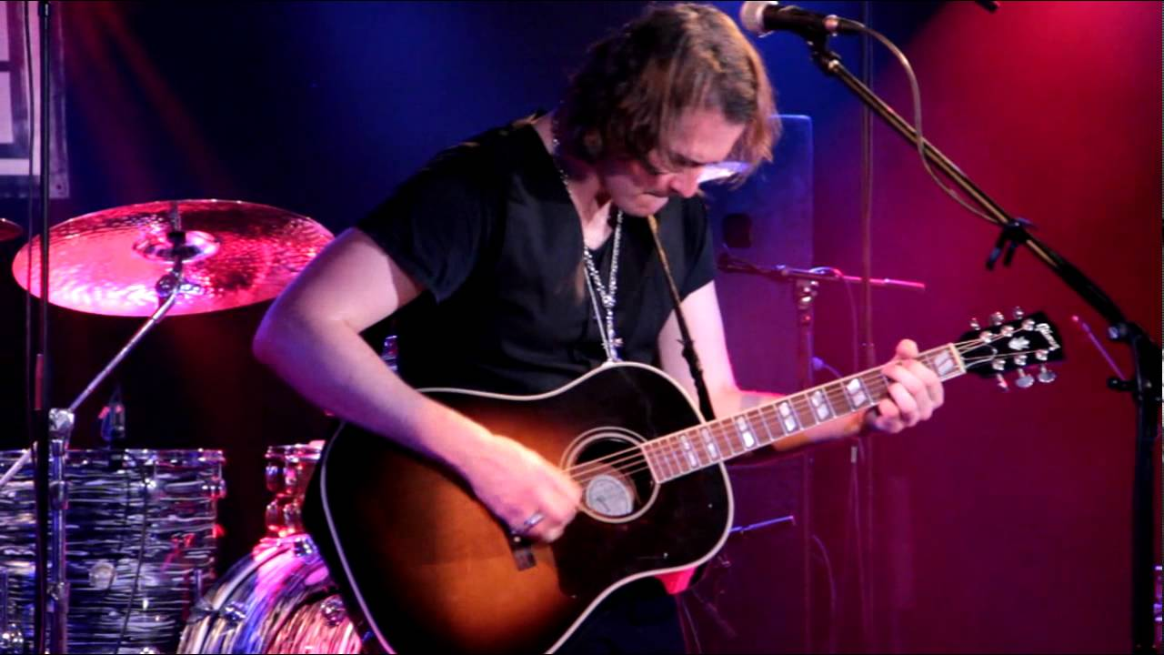 Ryan McGarvey Live at the kingfisher PLUS After Show Acoustic Set